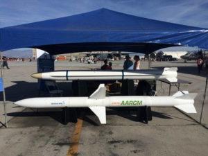 Противорадиолокационные ракеты AARGM, как преемник ракет типа HARM