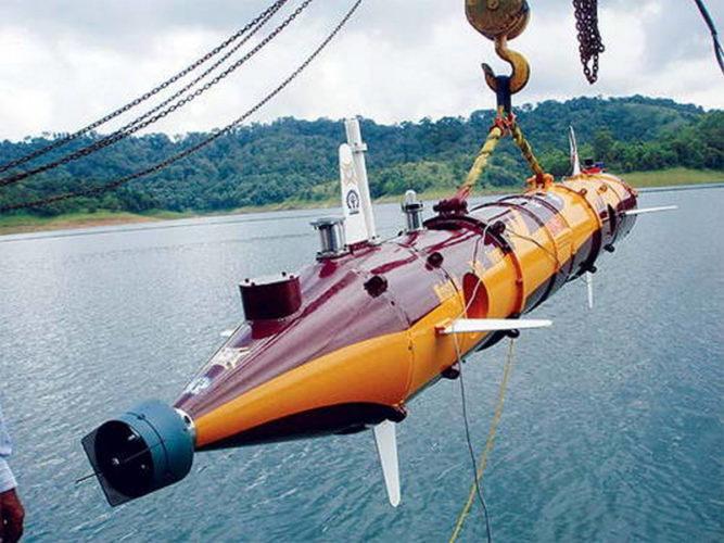 Автономный подводный аппарат AUV-150