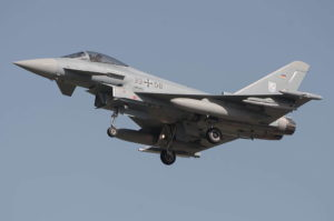 Министерство обороны Германии одобряет продвижение «Еврофайтер Тайфун»