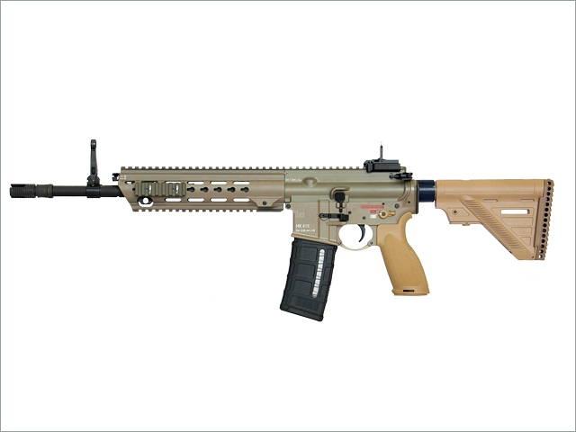 Новая штурмовая винтовка для сил специального назначения бундесвера