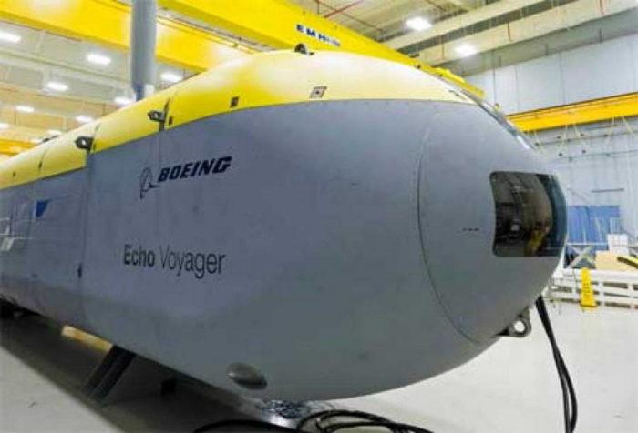 НПА сверх тяжелого класса Echo Voyager от компании «Боинг»
