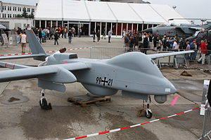 Вооружение ВВС бундесвера — используемые виды военной техники