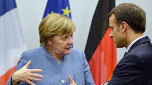 Европейская оборона – противоречия между Францией и Германией