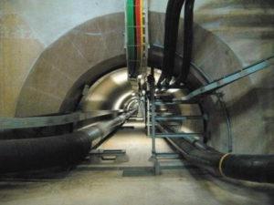 Военные трубопроводы - подземная магистраль