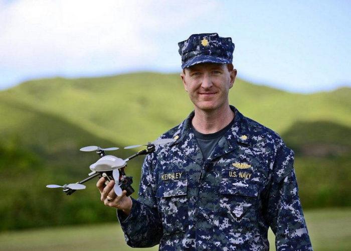 Капитан-лейтенант ВМС США Кристофер КЕЙТЛИ