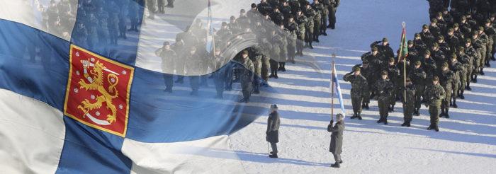 Силы обороны Финляндии