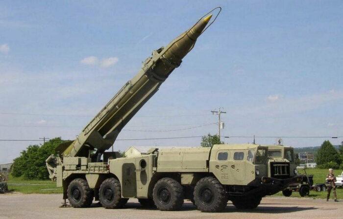 Тактический РК «Эльбрус» (по классификации НАТО «Скад Би»)