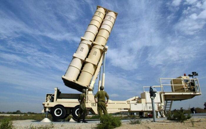 ПУ ПРО Израиля «Arrow 2»