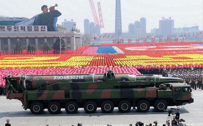 ТБР Северной Кореиs