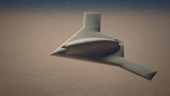 Перспективная система Future Combat Air System