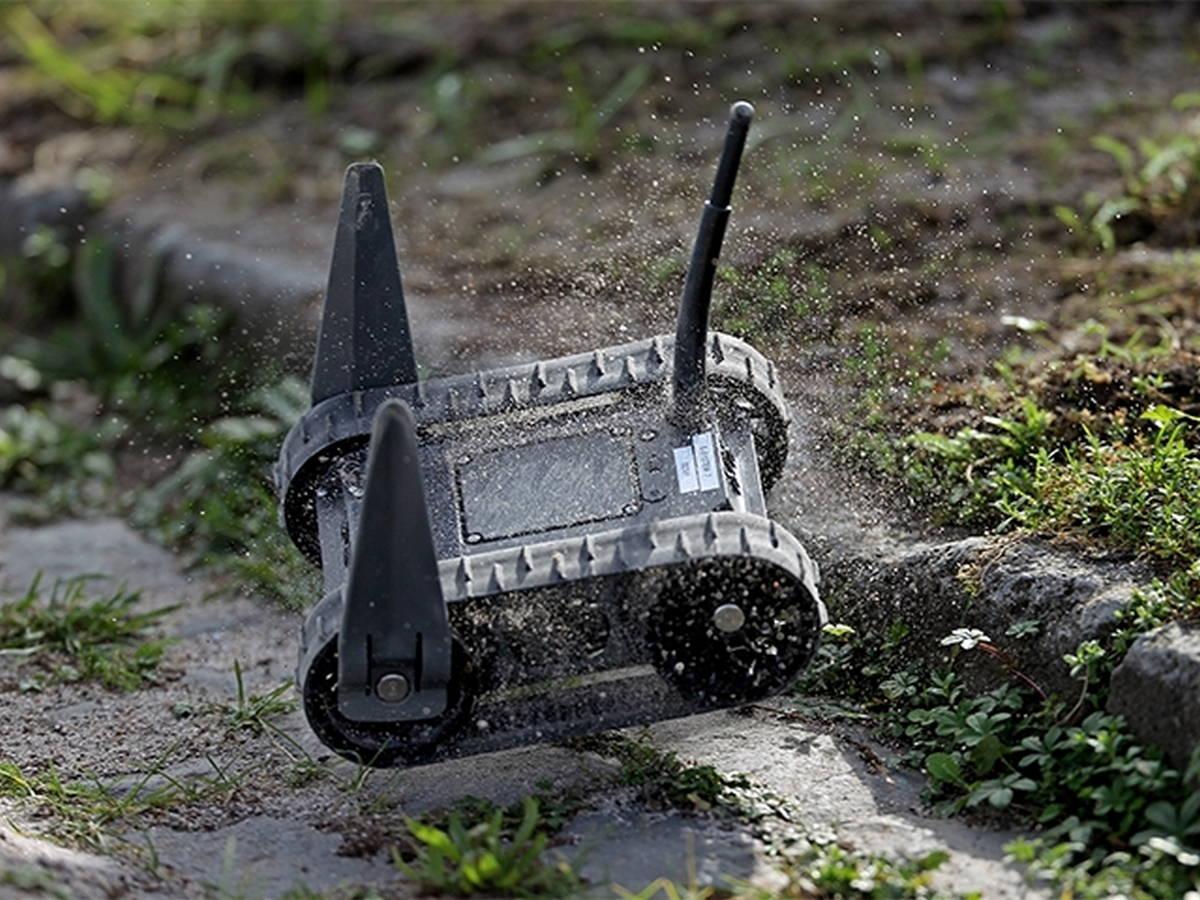 Военная роботизированная разведывательная система RABE