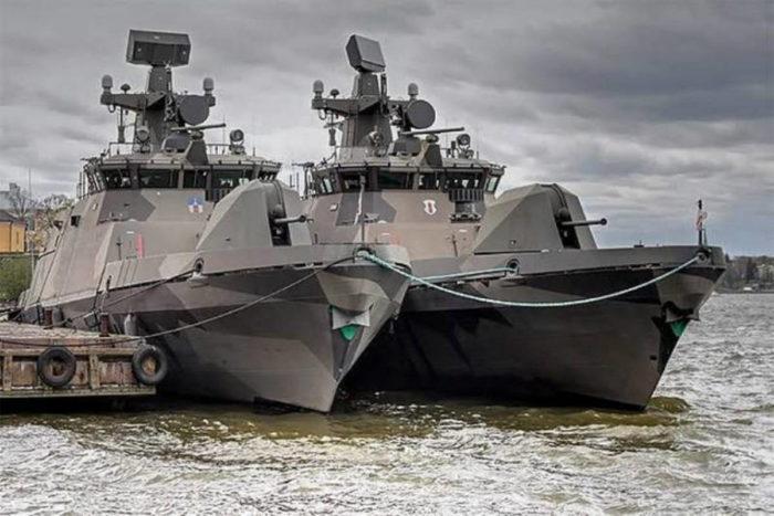 Катера типа Hanima ВМС Финляндии