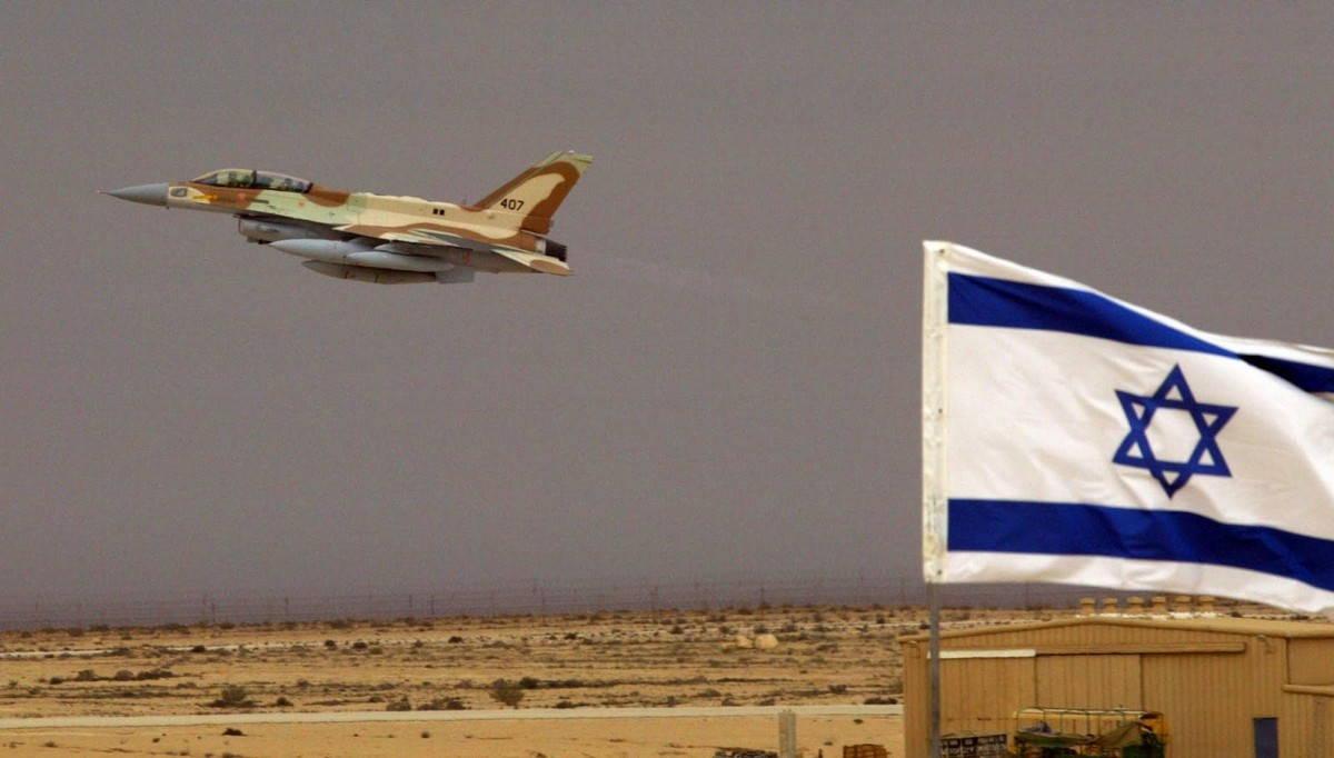 Китайские специалисты об участии ВВС Израиля в сирийском конфликте