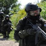 Тренировка силы быстрого реагирования Финляндии