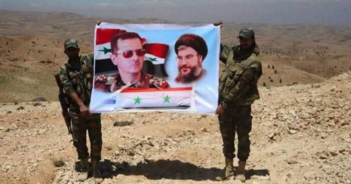«Хизболла» активный участник конфликта в Сирии