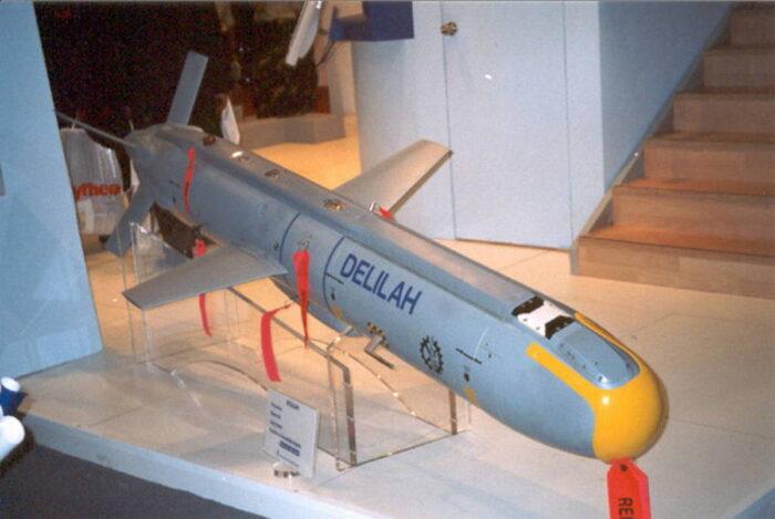 Ракета Delilah