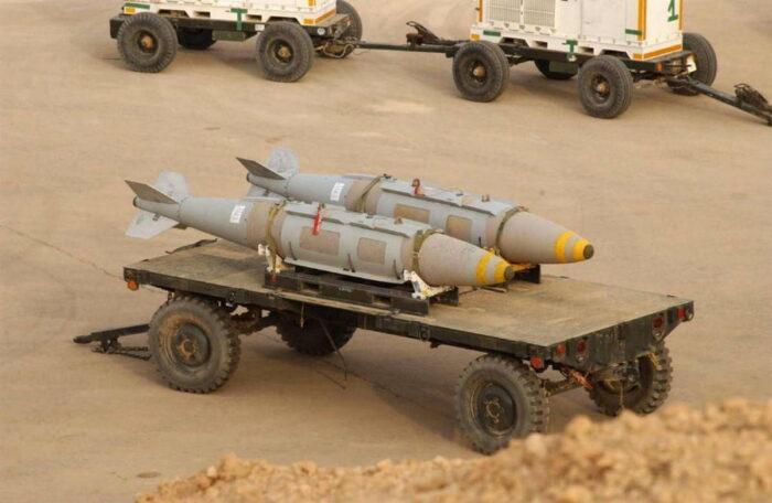 Бомба GBU-31