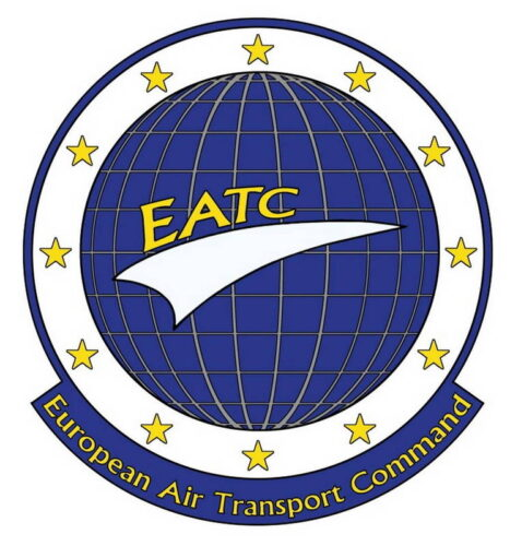 Эмблема Европейского военно-транспортного командования