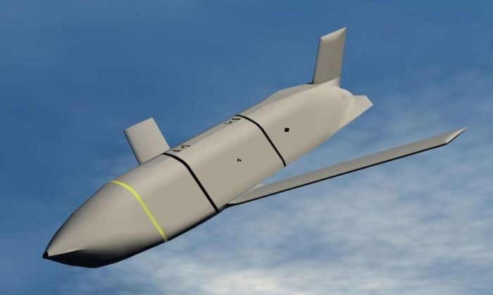 Перспективная противокорабельная крылатая ракета большой дальности LARSM