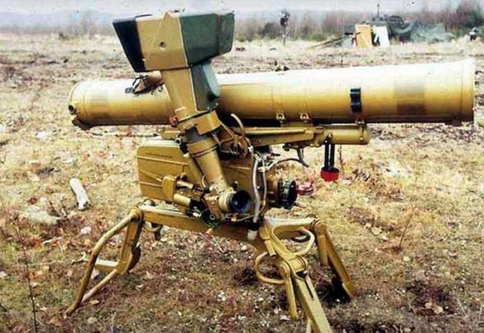 ПТУР 9K911 Фагот