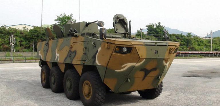 Современная бронетехника Республики Корея – оценки китайских специалистов