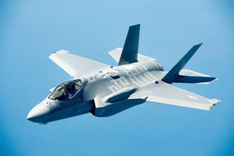 Истребитель-бомбардировщик F-35 Lightning II