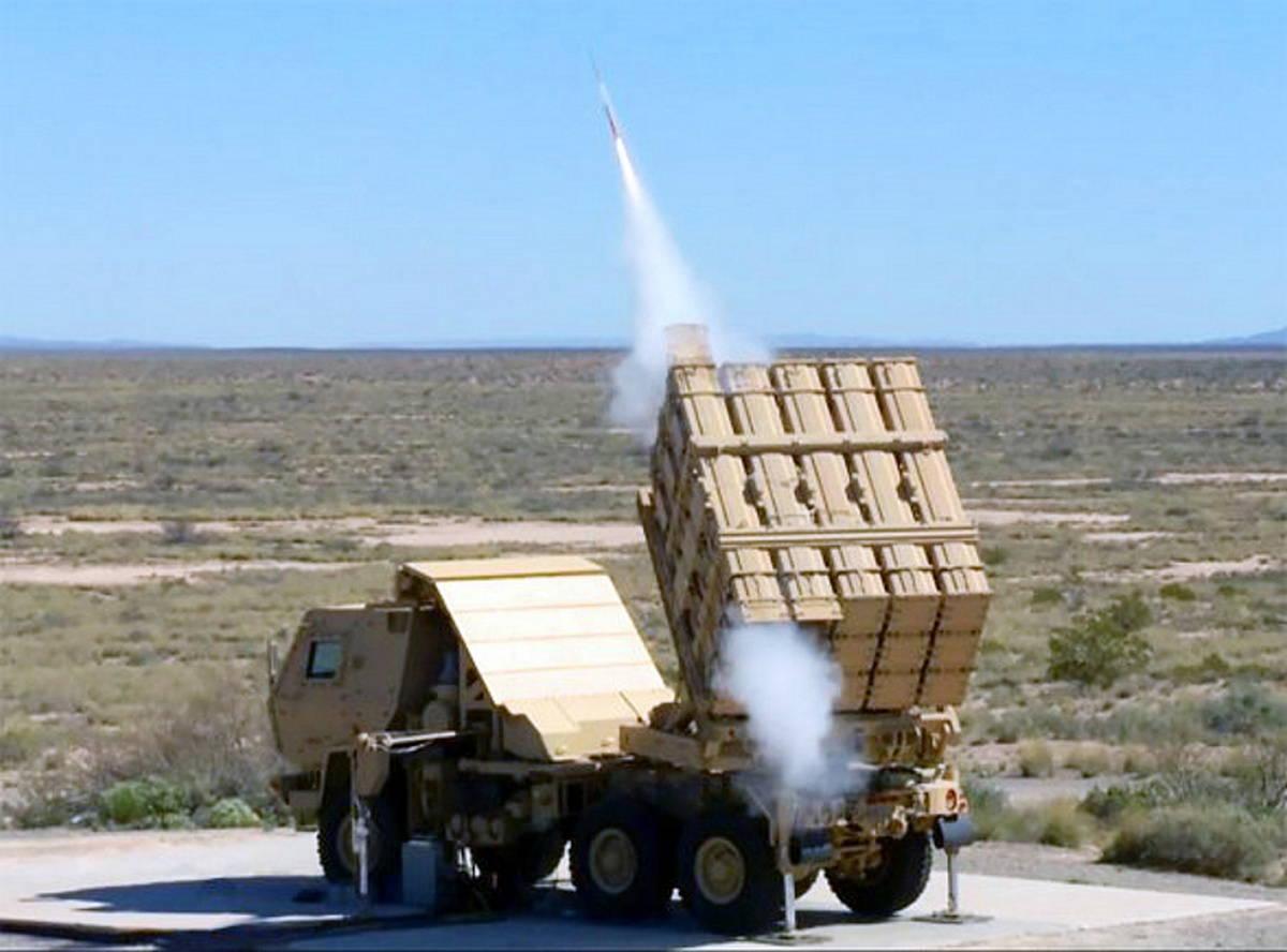 Ракета для поражения беспилотных летательных аппаратов от «Локхид Мартин»
