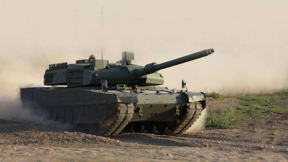 ВС Турции намерены закупить новый танк «Алтай»