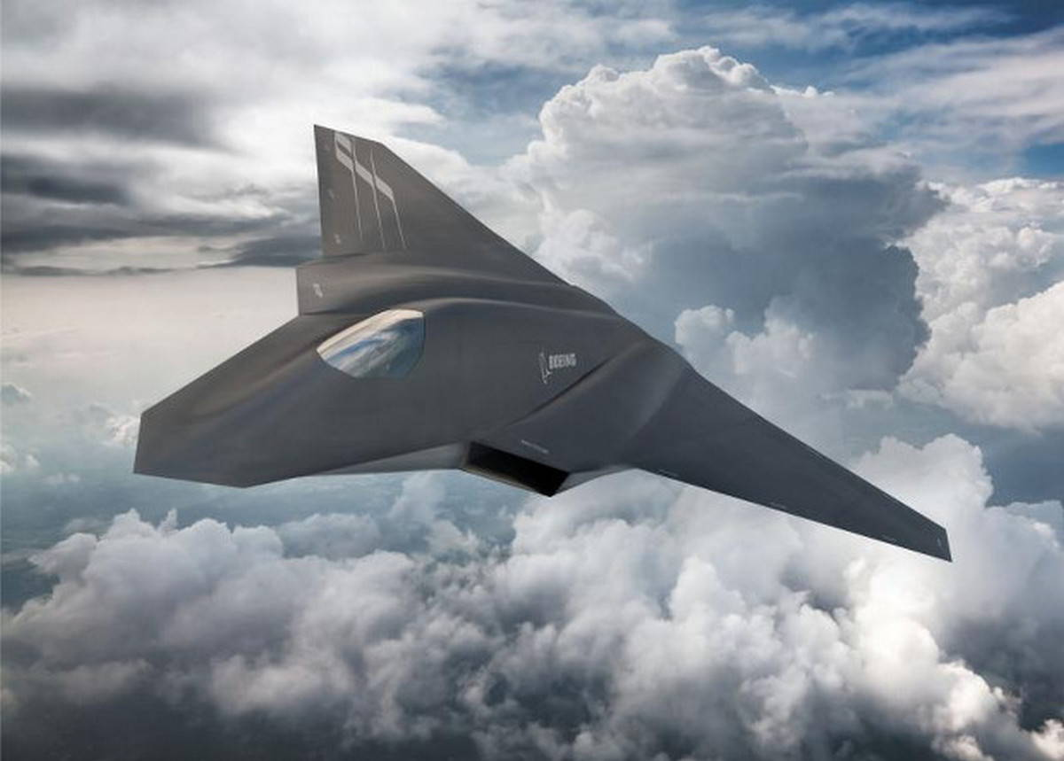 Перспективный самолет поколения «Х»