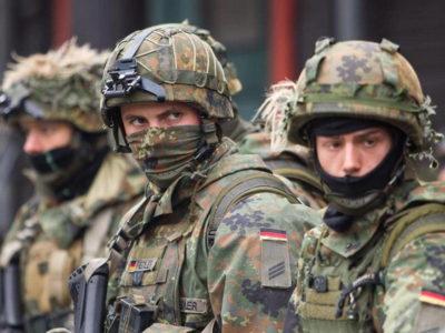 Новые воинские звания рядового состава бундесвера