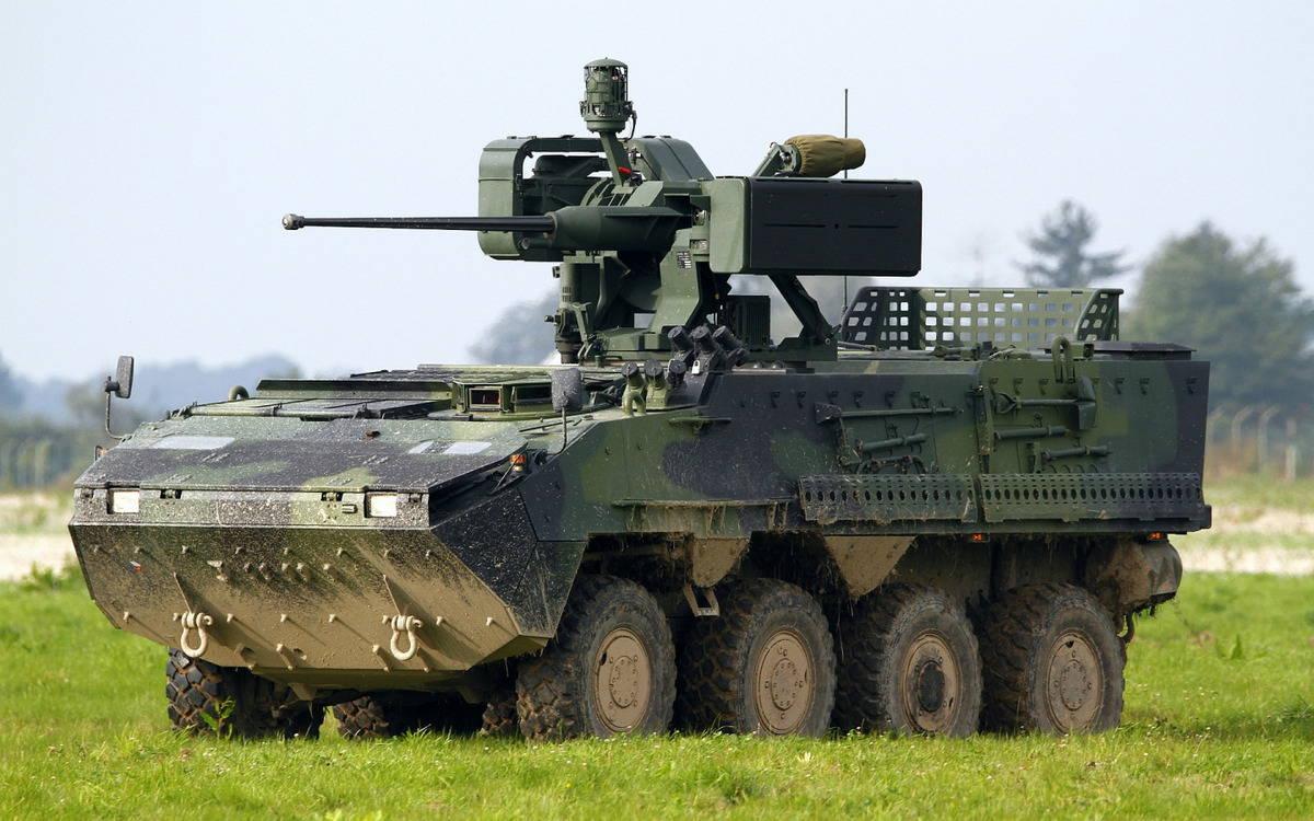 Военная бронетехника Запада и России – актуальное состояние