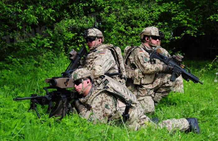 «Пехотинец будущего» – перспективное снаряжение солдата бундесвера
