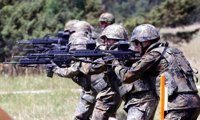 Огневая подготовка военнослужащих бундесвера — новая концепция