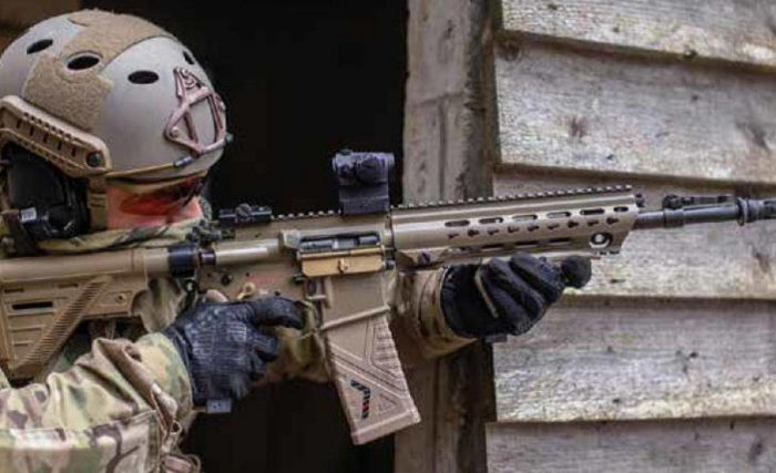 Штурмовая винтовка НК416 А7