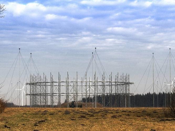 Станция радиотехнической разведки 911 батальона РЭБ