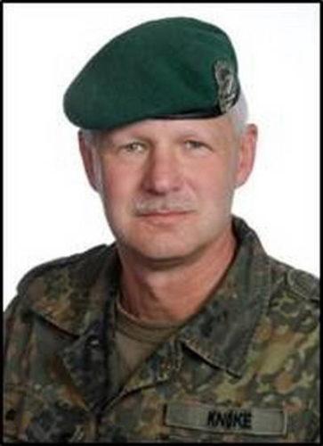 Полковник Михаель КНОКЕ