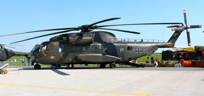 "Вертолет CH-53 ""Сикорский"""