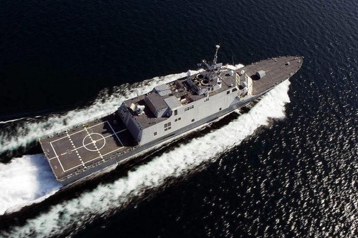 """Корабль LCS типа """"Фридом"""""""
