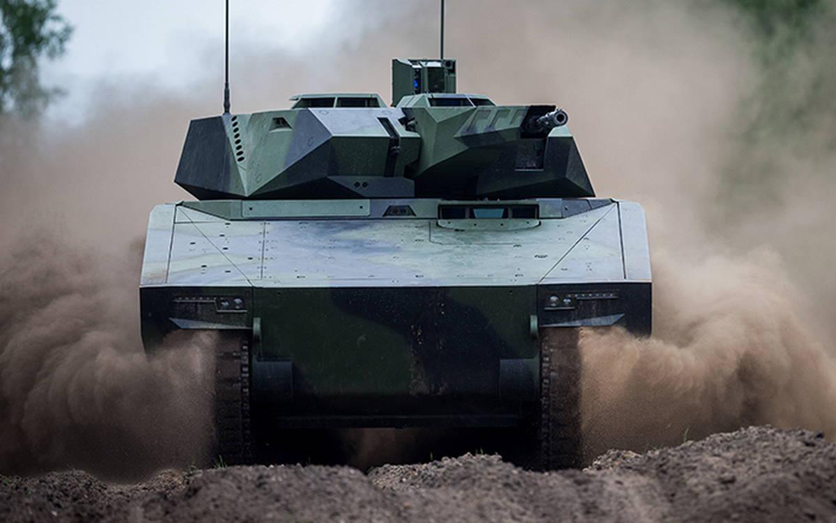 Новая БМП KF41 «Lynx» – оценки китайских специалистов
