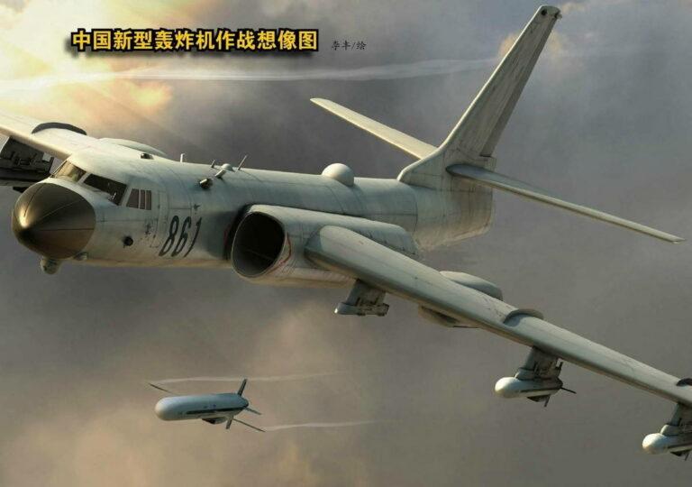 Китайский бомбардировщик – эволюция от «Хун-6» к «Хун-20»