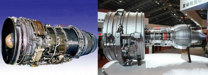 Двигатели «WS-18» и «WS-20»