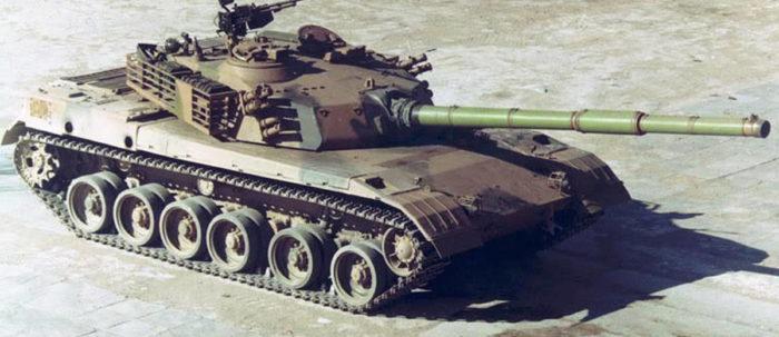 ОБТ  НОАК Тип 85