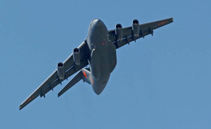 Военно-транспортный самолет «Юнь-20»