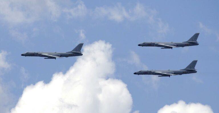 Бомбардировочная авиация ВВС НОАК: подготовка и тактика действий