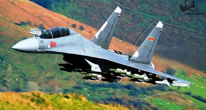 Истребитель-бомбардировщик «Цзянь-16» — тактика и вооружение