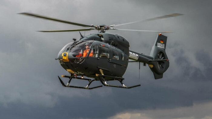 Вертолет H145M LUH SOF