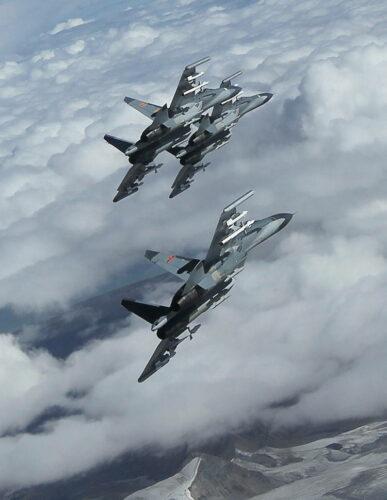 Истребитель «Цзянь-11»