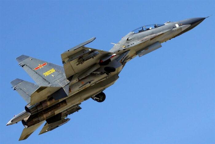 Российский Су-30МКК