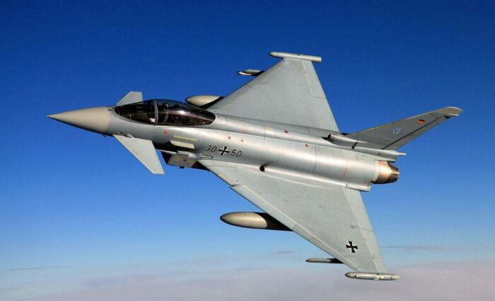 Истребитель «Еврофайтер Тайфун» – комплекс авионики