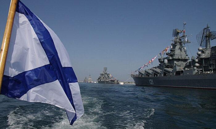 Россия в Черном море